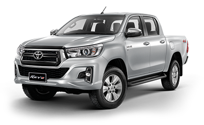 Hilux Revo Double Cab